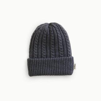 Caribou Caribou - Merino Wool Hat, Graphite