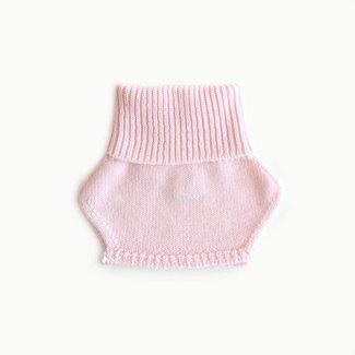 Caribou Caribou - Merino Wool Neck Warmer, Pink