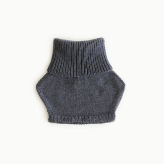 Caribou Caribou - Merino Wool Neck Warmer, Graphite