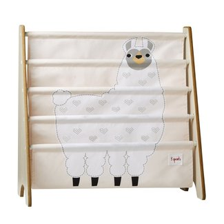 3 sprouts 3 Sprouts - Book Rack, Llama