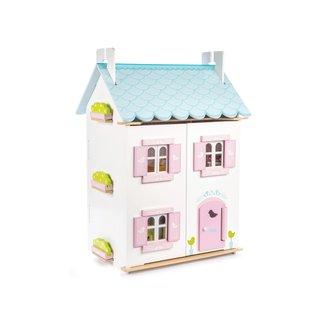 Le Toy Van Le Toy Van - Maison de Poupées l'Oiseau Bleu et Meubles