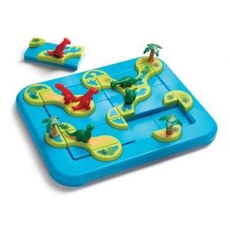 Smart Games Smart Games - Dinosaurs Mystic Islands Game