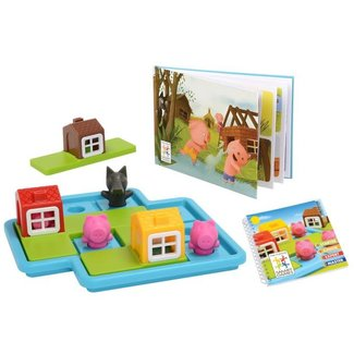 Smart Games Smart Games - Three Little Piggies Deluxe Game