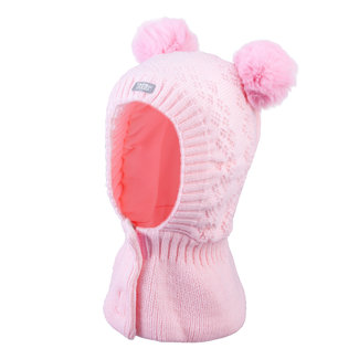 Tutu Tutu - Balaclava with Ears, Pink