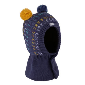 Tutu Tutu - Balaclava with Ears, Navy