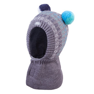 Tutu Tutu - Balaclava with Ears, Grey