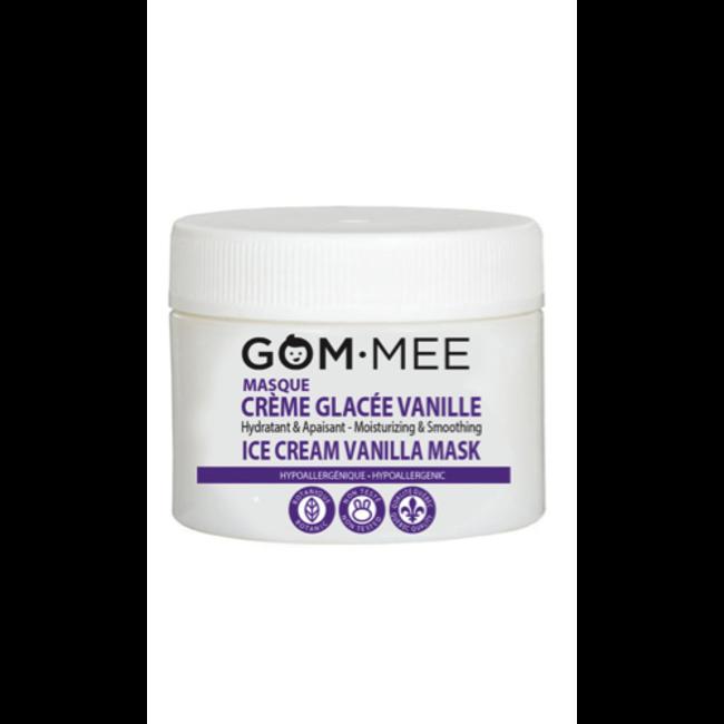 Gom.mee GOM.MEE - Ice Cream Vanilla Moisturizing Cream Face Mask