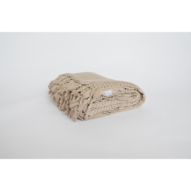House of Jude House of Jude - Piccola Waffle Blanket, Dolce