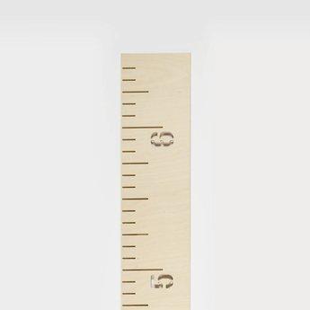 Abricotine Abricotine - Échelle de Croissance, Pouces
