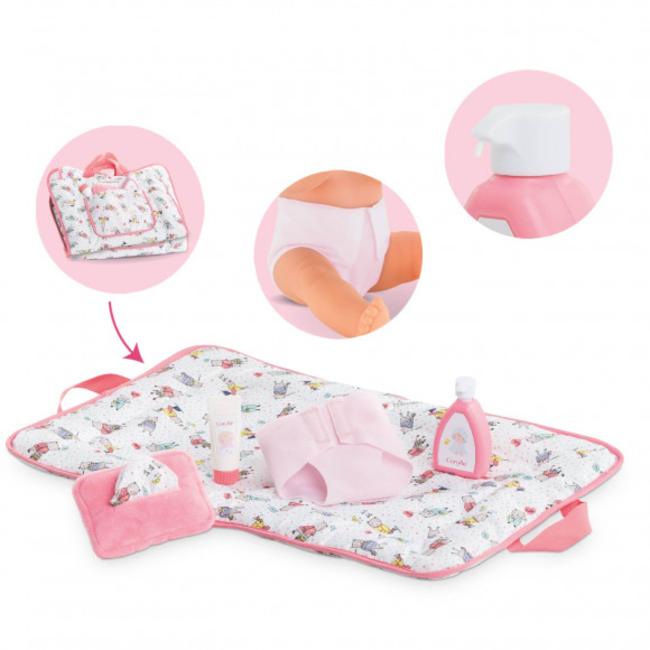 Corolle Corolle - Changing Accessories Set for Doll