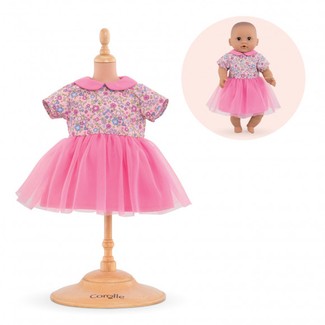 Corolle Corolle - Pink Sweet Dreams Dress for Doll 12""