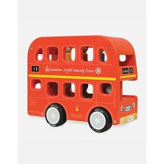 Indigo Jamm Indigo Jamm - Wooden Bernie Bus