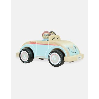 Indigo Jamm Indigo Jamm - Wooden Charlie Car