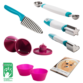 Babymoov Babymoov - Petit Gourmand Food Preparation Kit