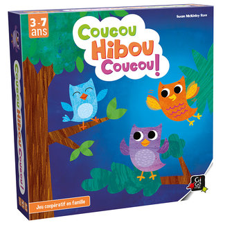 Gigamic Gigamic - Coucou Hibou Coucou Game