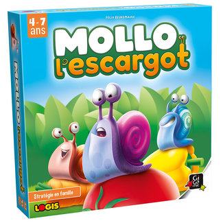 Gigamic Gigamic - Mollo the Snail Game