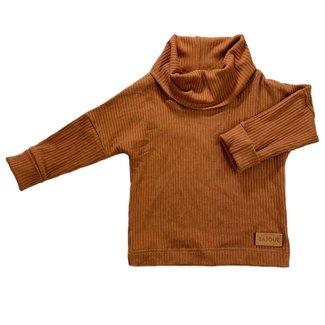 Bajoue Bajoue - Turtleneck Sweater, Rust