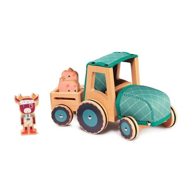 Lilliputiens Lilliputiens - Rosalie Tractor