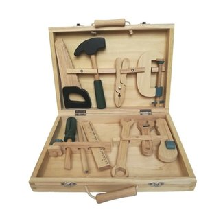 Egmont Toys Egmont Toys - Vintage Tool Box