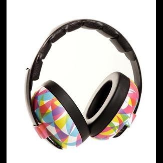 Baby Banz Baby Banz - Earmuffs, Geo Print