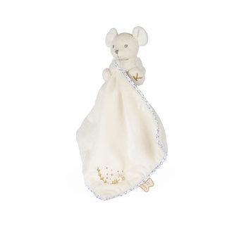 Kaloo Kaloo - Perle Hug Doudou, Cream Mouse