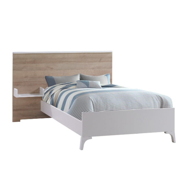 Natart Tulip Metro Low Profile Footboard 39 And Twin Bed Conversion Charlotte Et Charlie