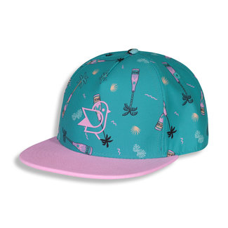 Birdz Children & Co Birdz - Champagne Cap, Aqua Green