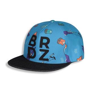Birdz Children & Co Birdz - Water Ski Cap, Aquarius Blue
