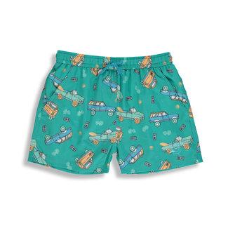 Birdz Children & Co Birdz - Bathing Suit, Aqua Green