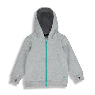 Birdz Children & Co Birdz - Hoodie Vest, Grey Sunset