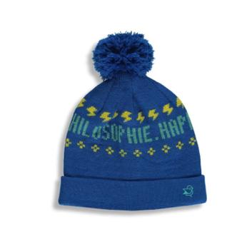 Birdz Children & Co Birdz - Happy Baby Hat, Blue