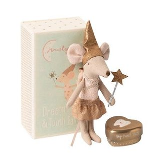 Maileg Maileg - Tooth Fairy Sister Mouse in a Box