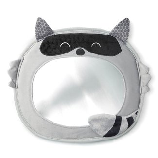 Diono Diono - Easy View Character Mirror, Raccoon