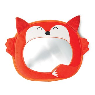Diono Diono - Easy View Character Mirror, Fox