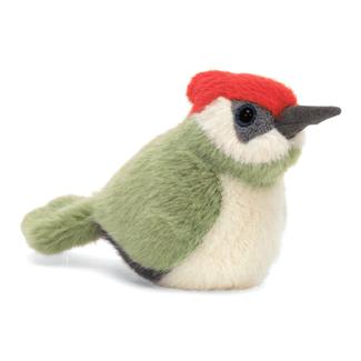 """Jellycat Jellycat - Birdling Woodpecker 4"""""""