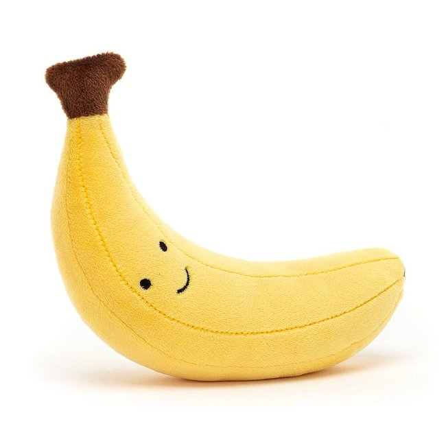 "Jellycat Jellycat - Fabulous Fruit, Banana 7"""