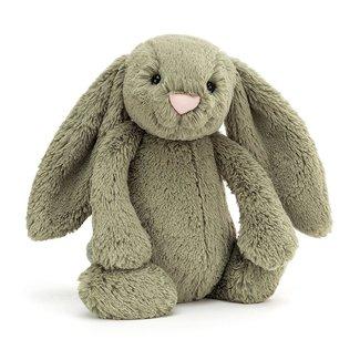 "Jellycat Jellycat - Bashful Bunny, Fern 12"""