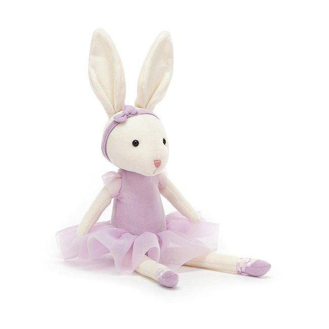 "Jellycat Jellycat - Pirouette Bunny, Lilac 11"""