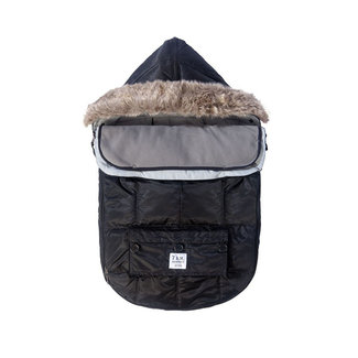7 A.M 7A.M. - Igloo Bag 500, Black, 0-12 months