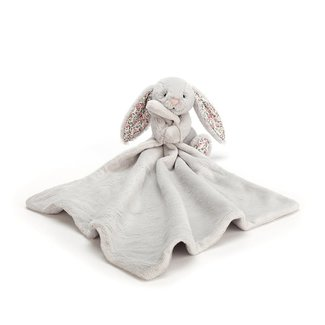 Jellycat Jellycat - Blossom Silver Bunny Soother