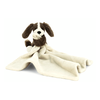 Jellycat Jellycat - Bashful Fudge Puppy Soother