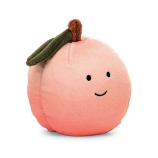 "Jellycat Jellycat - Fabulous Fruit, Peach 4"""