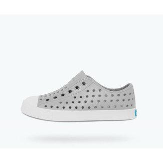 Native Native - Jefferson Child Shoes, Pigeon Grey