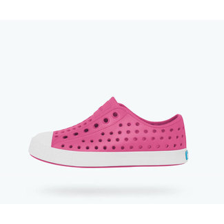 Native Native - Jefferson Child Shoes, Hollywood Pink