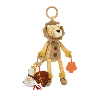 Jellycat Jellycat - Activity Toy, Cordy Roy Lion