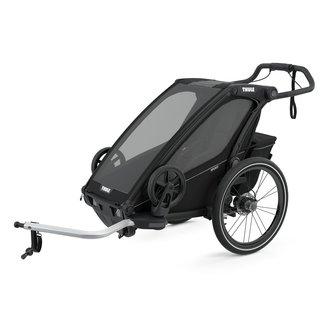 Thule Thule - Chariot Sport 1 2021, Black