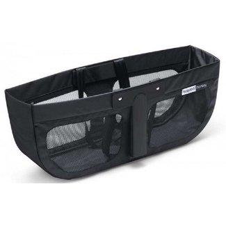 Bugaboo Bugaboo Donkey2 - Side Luggage Basket, Black