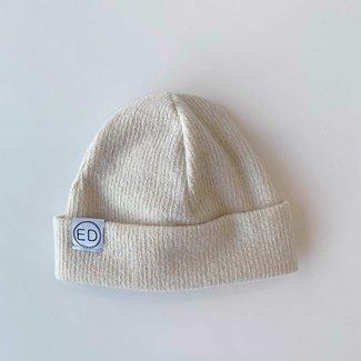 ED Design ED Design - Adult Heather Hat, Cream