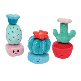 Manhattan Toy Manhattan Toy - Empileur Magnétique, Jardin de Cactus