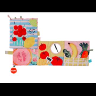 Manhattan Toy Manhattan Toy - Soft Book, Mini Apple Farm